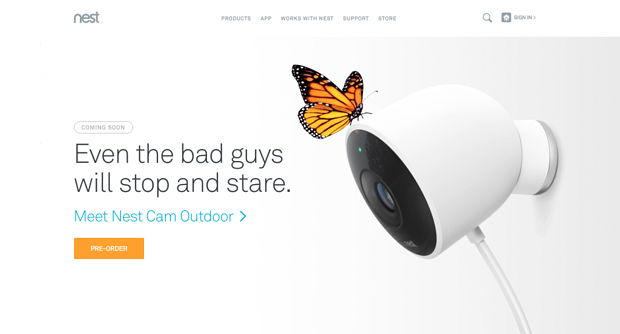 nest web design