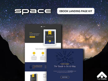 Hubspot Marketplace Landing Page Kit