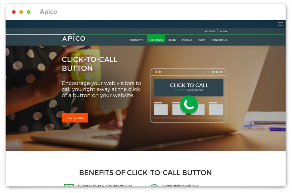 5 Reasons to Use Click-To-Call