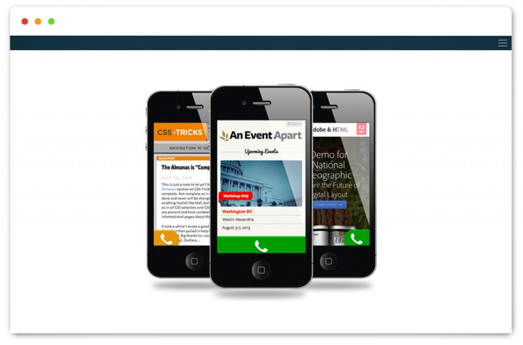 Mobile Click-to-Call Example