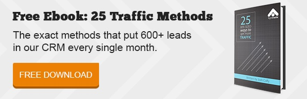 25 Traffic Methods