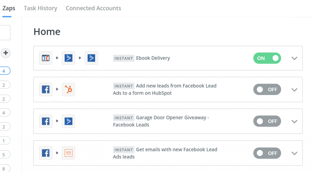 Zapier and Active Campaign