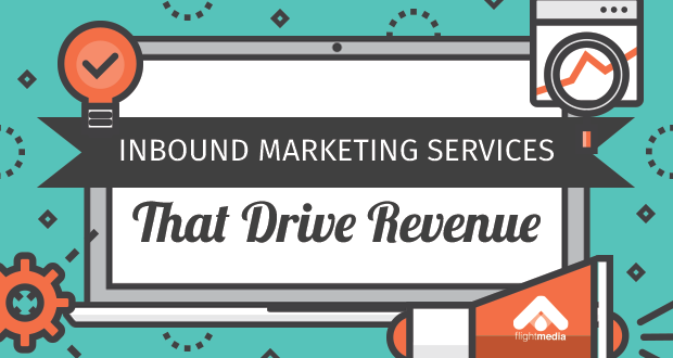 Inbound Marketing Services That Drive Revenue Part - Inbound marketing services