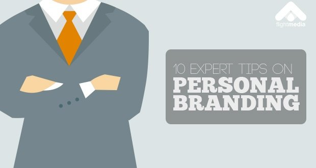 10 Tips on Personal Branding from the Experts